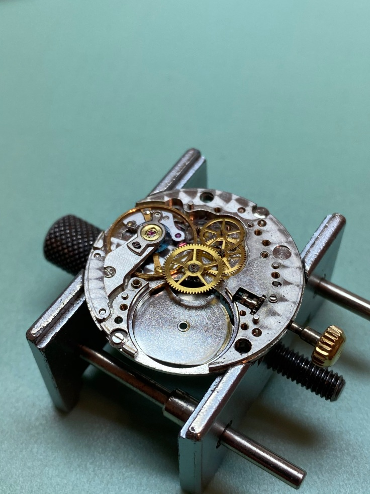 Rolex calibre 1530