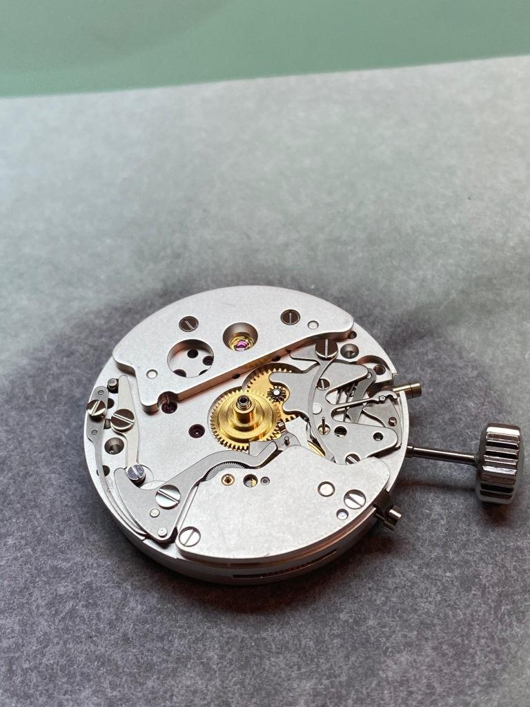 omega 1861 calibre