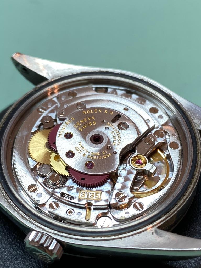 Rolex 3135