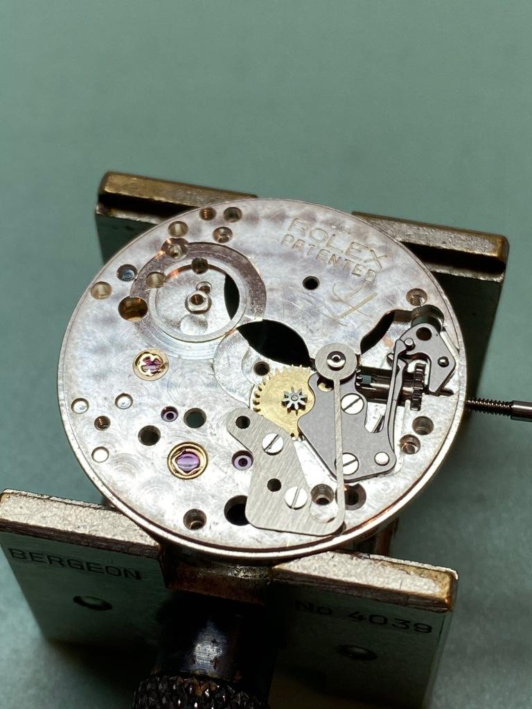 Rolex calibre 1210