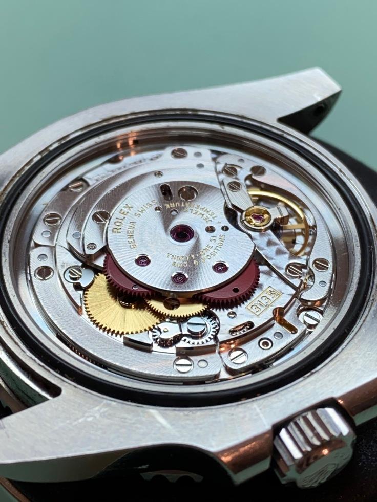 Rolex calibre 3135