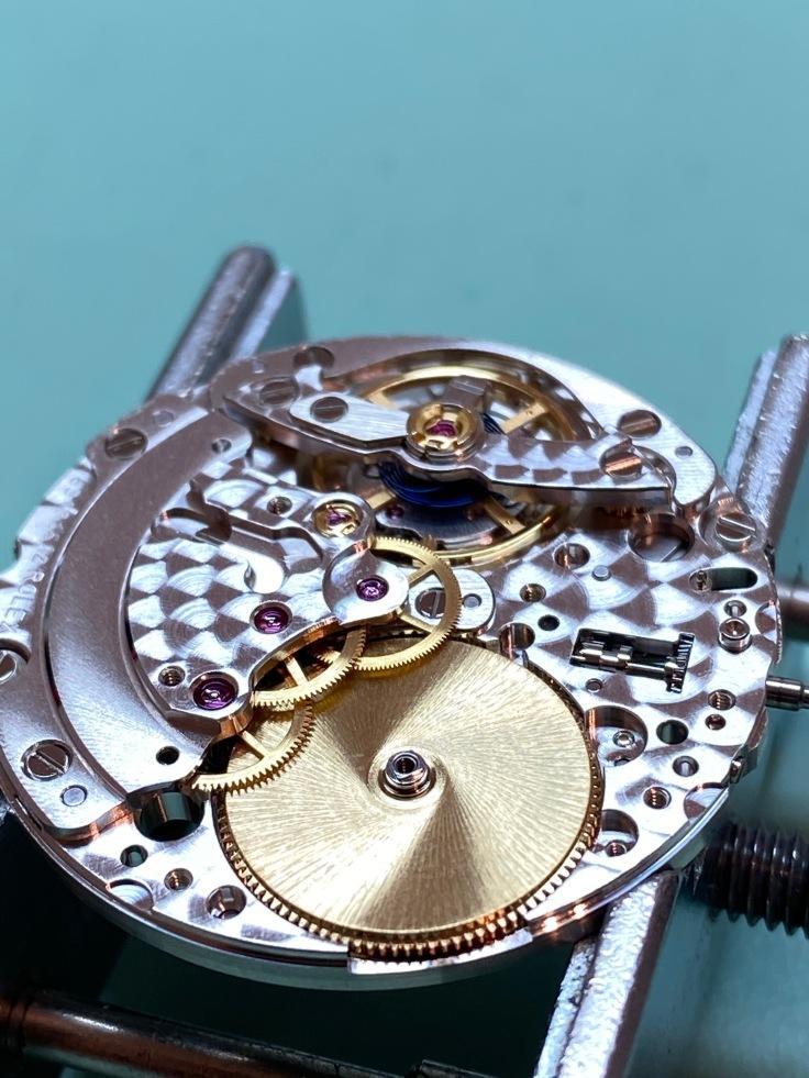 Rolex calibre 3135 service