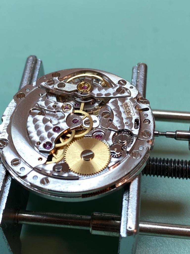 Rolex 3135 service