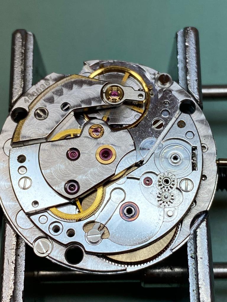Rolex 3000 calibre