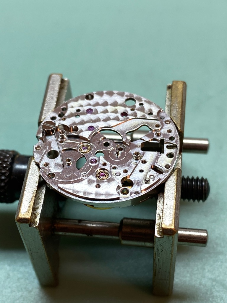 Rolex service