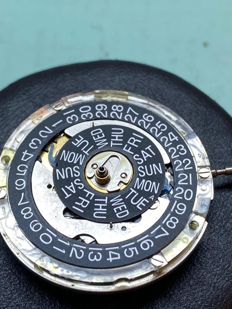 Tutima Military Chronograph
