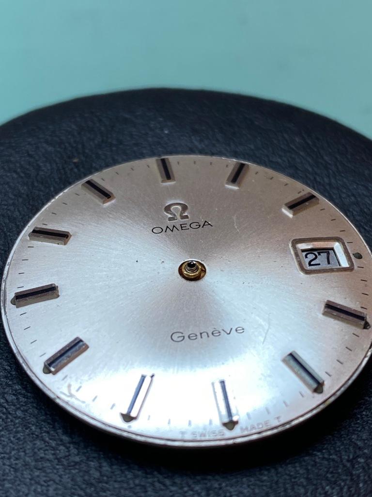 Omega Geneve vintage