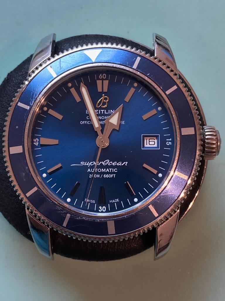 Breitling super ocean service