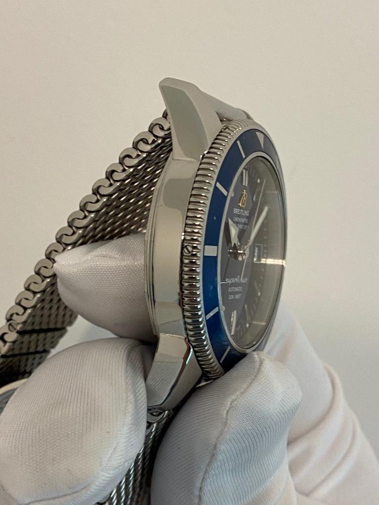 Breitling polished