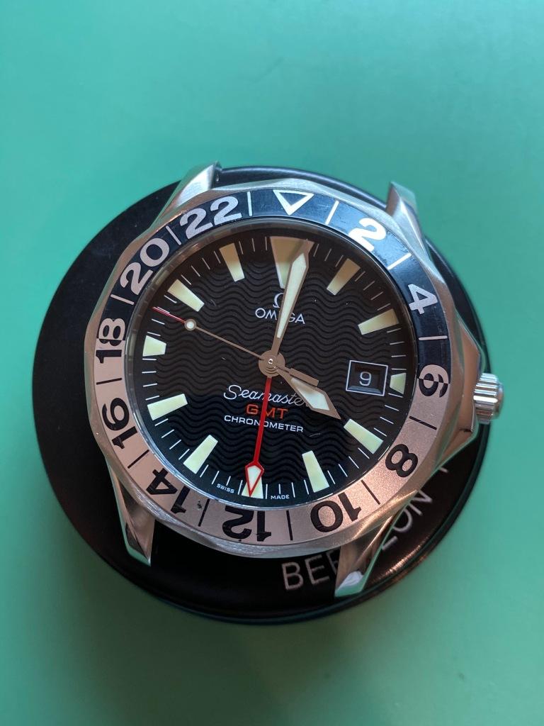 Omega GMT service