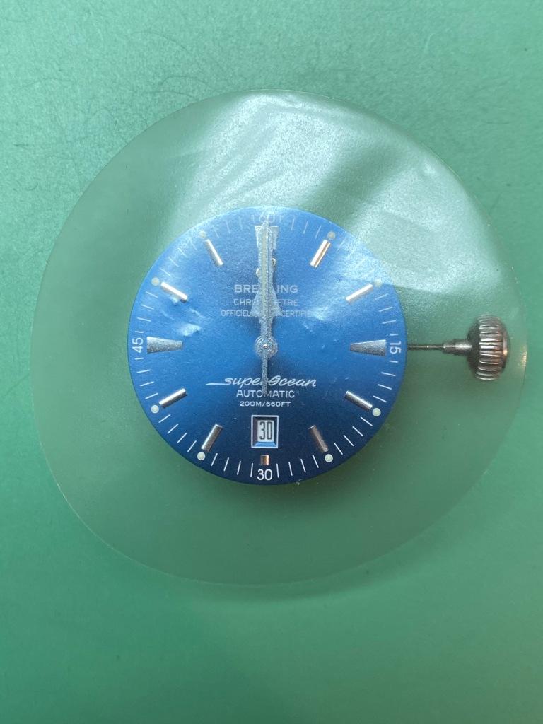 Breitling heritage service