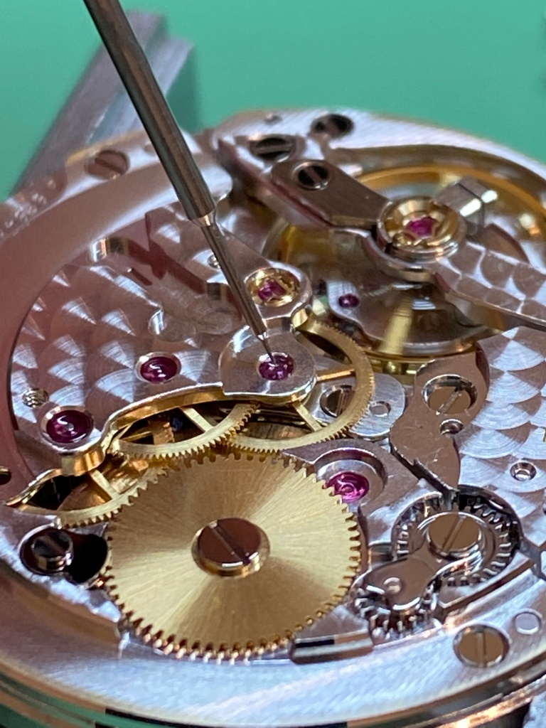 What is a watch service?